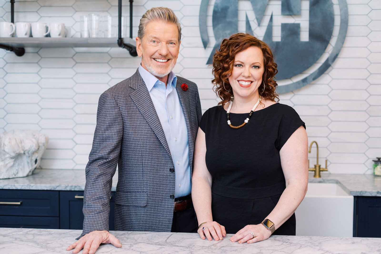 Authors Michael Hyatt and Megan Hyatt Miller